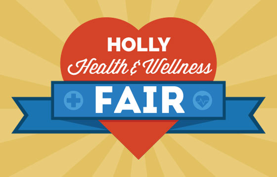 Holly Health & Wellness Fair